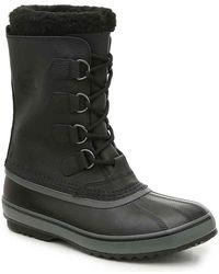 Sorel 1964 Pac T Snow Boot - Black