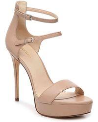 Nine West | Yennie Platform Sandal | Lyst