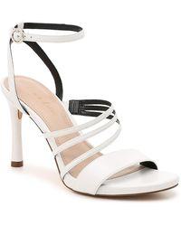 Essex Lane Nadie Sandal - White