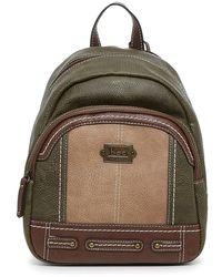 b.ø.c. Larchwood Backpack - Green