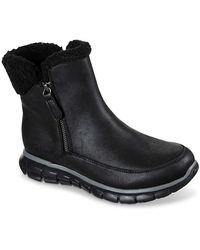 Skechers - Synergy Snow Boot - Lyst