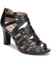 c1314f2c75b32 Steve Madden Carter Slingback Platform Sandal (women) in Brown - Lyst