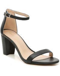 Essex Lane Moira Sandal - Black