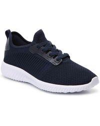 ebdfc2215dc3 Lyst - Asics Metrolyte Walking Sneaker in Blue for Men