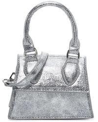 Urban Expressions Jojo Mini Crossbody Bag - Metallic