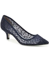 Adrianna Papell Lois-lc Pump - Blue