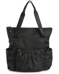 Anne Klein Convertible Backpack - Black