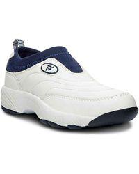 Propet - Wash And Wear Slip-on Walking Shoe - Lyst