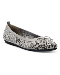 Vince Camuto Flanna Ballet Flat - Gray