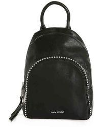 Max Studio Bensa Mini Backpack - Black
