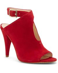 Vince Camuto Aveeria Sandal - Red