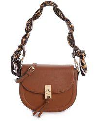 ALDO Chamusca Crossbody Bag - Brown