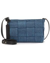 Lucky Brand Anae Crossbody Bag - Blue