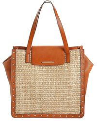 Steve Madden Bstraw Tote - Brown