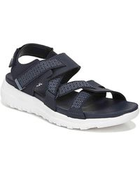Ryka Isora Wedge Sandal - Blue