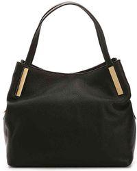 Vince Camuto - Teri Leather Shoulder Bag - Lyst