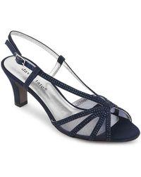 David Tate Reveal Sandal - Blue