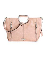 Max Studio Tebon Shoulder Bag - Pink