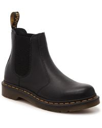 Dr. Martens 2976 Bex Smooth Leather Shoes - Black