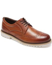 Rockport - Marshall Wingtip Oxford - Lyst