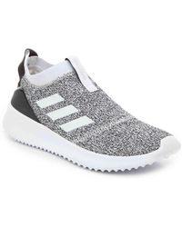 Lyst Sneaker Adidas Ultimafusion Slip on Sneaker Lyst in Pink c6e227