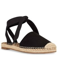 Nine West More 2 Espadrille Mule - Black