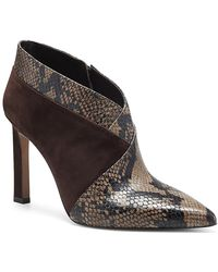 Vince Camuto Sempren Bootie - Brown