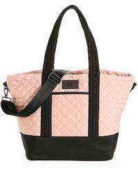 Steve Madden Briver Weekender Bag - Black