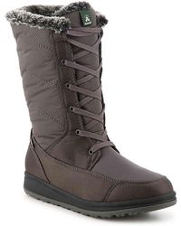 988f1dfa78a Lyst - Ugg Ugg Quincy Lace Up Boot in Black