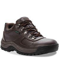 Propet Cliff Walker Trail Shoe - Brown