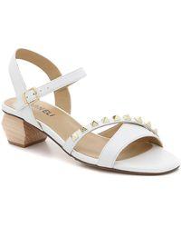 Vaneli Cidin Sandal - White