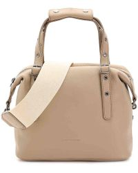 Lucky Brand - Caro Leather Shoulder Bag - Lyst