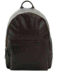 Cole Haan Wayland Leather Backpack - Brown