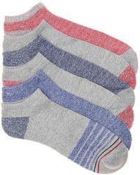 Lucky Brand - Cushioned No Show Socks - Lyst