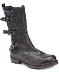 Vintage Foundry Co. Syndey Bootie - Black