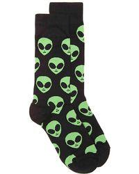 Socksmith - Aliens Crew Socks - Lyst