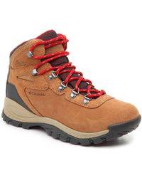 Columbia Newton Ridge Plus Hiking Boot - Multicolor