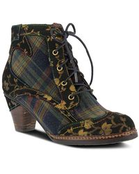 Spring Step Irena Bootie - Multicolor