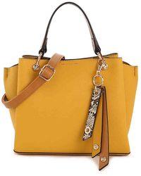 ALDO Viremma Satchel - Yellow