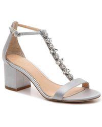 Badgley Mischka - Gretchen Sandal - Lyst