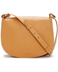 Lucky Brand Cedi Leather Crossbody Bag - Brown