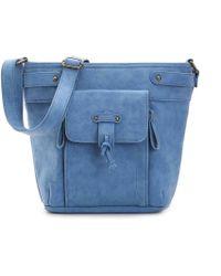 b.ø.c. Randall Crossbody Bag - Blue