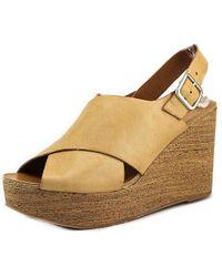 BC Footwear - Cougar Wedge Sandal - Lyst