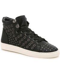 Vince Camuto Bestinda High-top Sneaker - Black