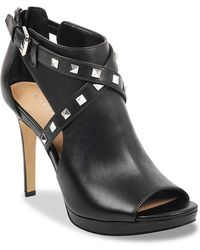 Marc Fisher Mahiya Platform Sandal - Black