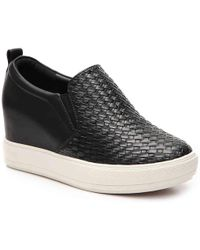 Wanted - Biscotti Slip-on Wedge Sneaker - Lyst