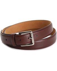 Cole Haan - 30mm Colebrook Leather Belt - Lyst