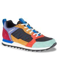 Merrell Alpine Sneaker - Blue