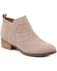 TOMS Deia Bootie - Brown