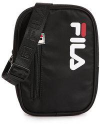 Fila Heritage Crossbody Bag - Black